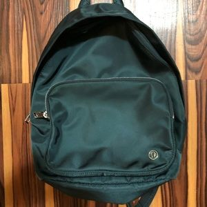 EUC Everywhere Backpack *Mini Teal Shadow